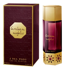 J.Del Pozo Arabian Nights For Women