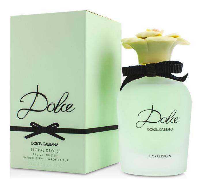 Dolce Floral Drops: туалетная вода 50мл туалетная вода dolce