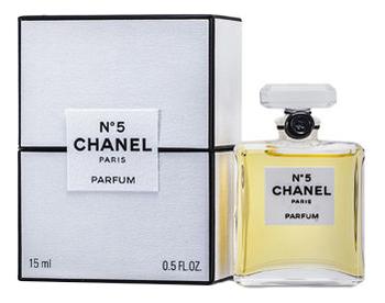 Chanel No5 Parfum Винтаж: духи 15мл