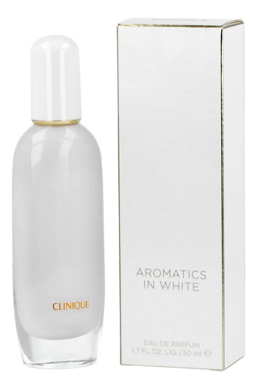 Купить Aromatics in White: парфюмерная вода 50мл, Clinique