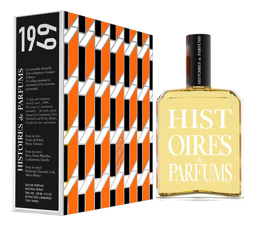 1969 Parfum De Revolte: парфюмерная вода 120мл недорого