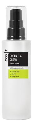 Эмульсия для лица с экстрактом зеленого чая Green Tea Clear Emulsion 100мл
