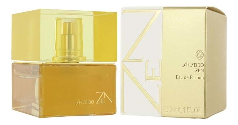 Купить Zen: парфюмерная вода 30мл, Shiseido