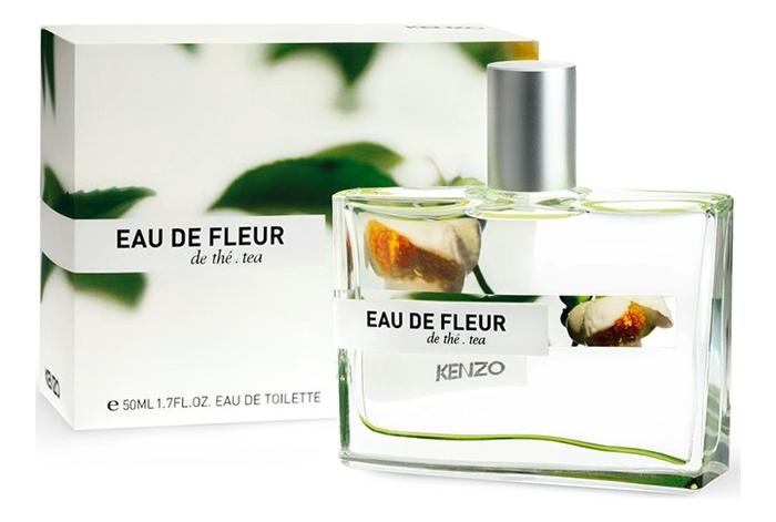Купить Eau de Fleur de the tea: туалетная вода 50мл, Kenzo