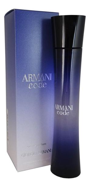 Купить Code pour femme: туалетная вода 75мл, Giorgio Armani
