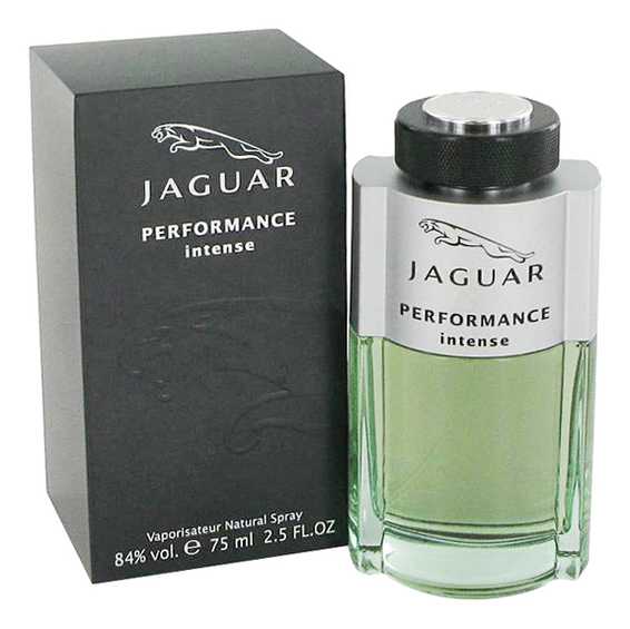 Jaguar Performance Intense for men: одеколон 75мл