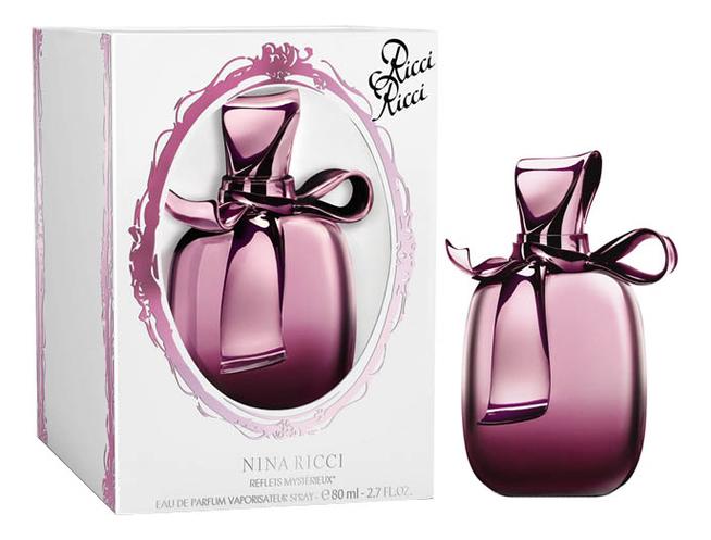Nina Ricci Ricci Ricci Reflets Mysterieux: парфюмерная вода 80мл ботинки dino ricci select dino ricci select mp002xm23yru