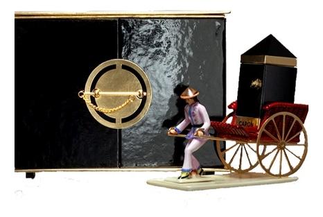 Caron Poivre Винтаж: духи 7,5мл (Лимужский фарфор) caron poivre винтаж духи 30мл тестер