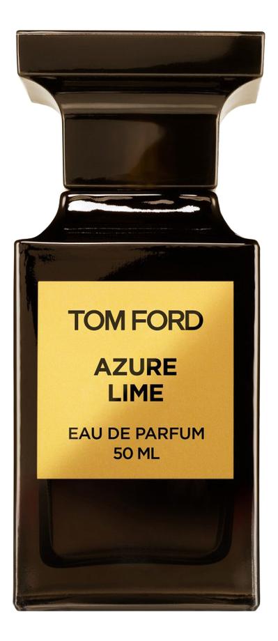 Фото - Tom Ford Azure Lime: парфюмерная вода 50мл тестер tom ford fougere d'argent парфюмерная вода 50мл