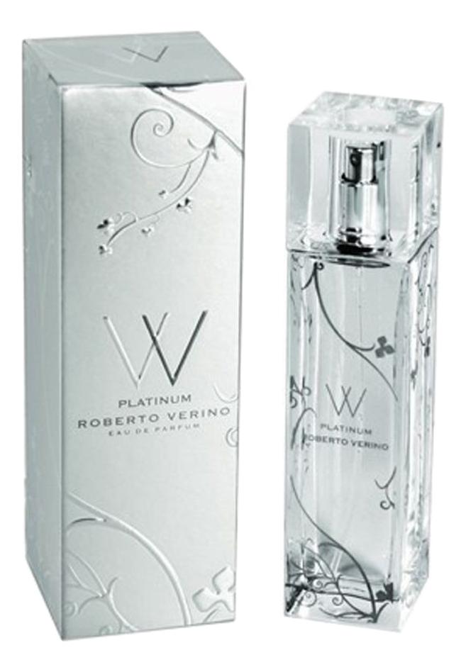 Roberto Verino VV Platinum: парфюмерная вода 30мл