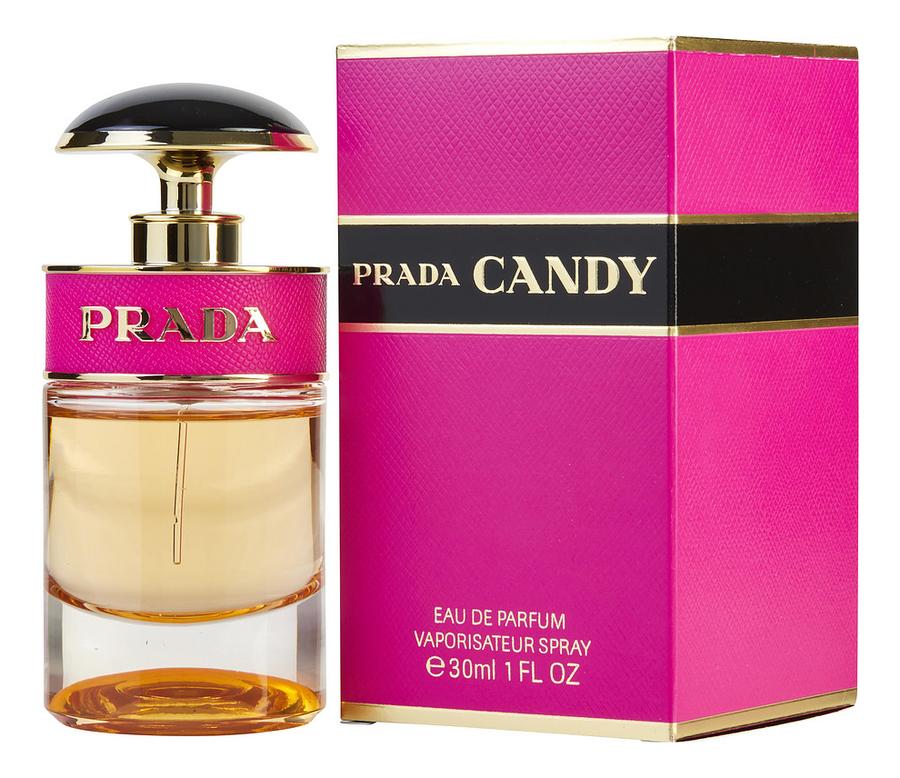 Фото - Candy: парфюмерная вода 30мл prada candy sugar pop парфюмерная вода 50мл