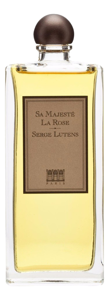 Serge Lutens Sa Majeste La Rose: парфюмерная вода 2мл serge lutens la religieuse парфюмерная вода la religieuse парфюмерная вода