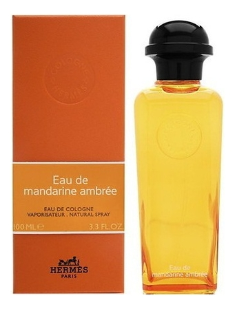Hermes Eau de Mandarine Ambree : одеколон 100мл hermes song de la licorne buy