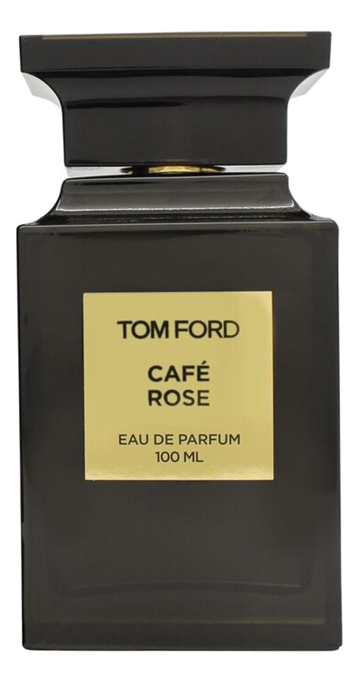 Купить Cafe Rose: парфюмерная вода 2мл, Tom Ford