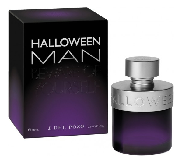 цена на J.Del Pozo Halloween Man (Beware of Yourself): туалетная вода 75мл