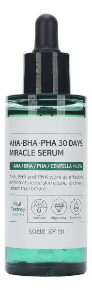 Сыворотка для проблемной кожи лица AHA-BHA-PHA 30 Days Miracle Serum 50мл