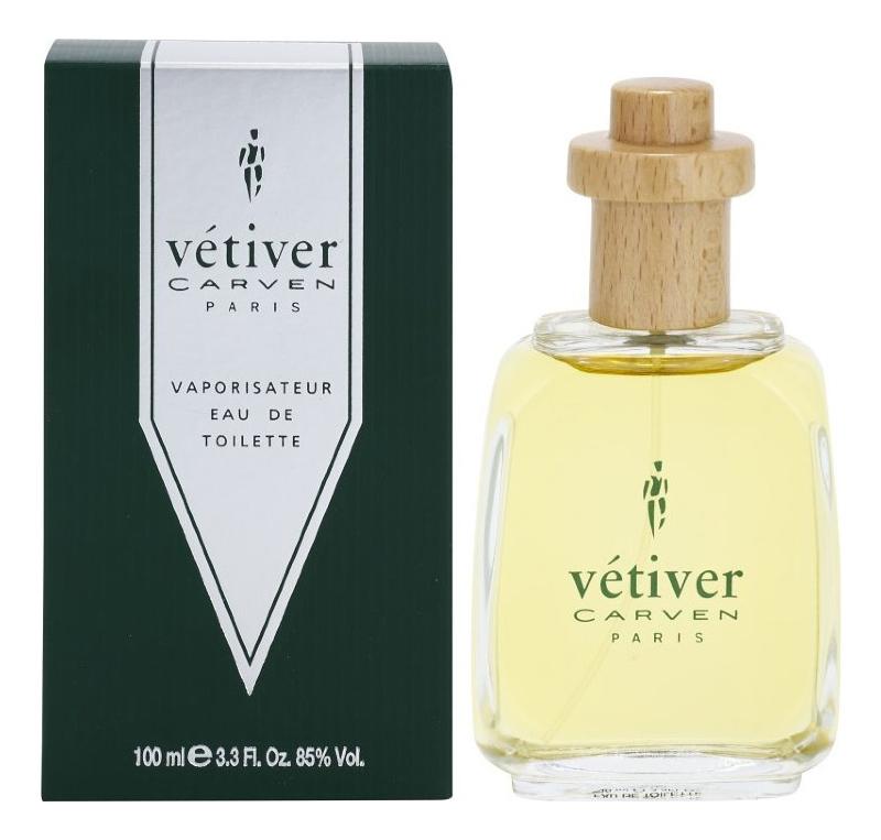 Купить Vetiver Винтаж: туалетная вода 100мл, Carven