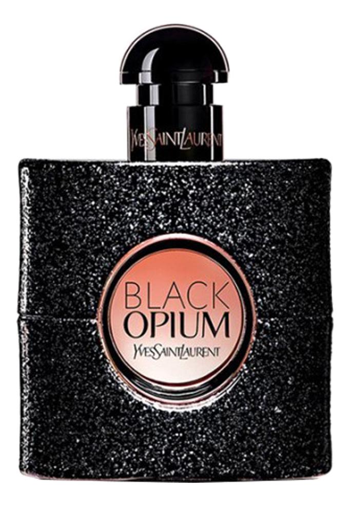 YSL Black Opium: парфюмерная вода 50мл тестер ysl black opium collector edition 2018 парфюмерная вода 50мл тестер