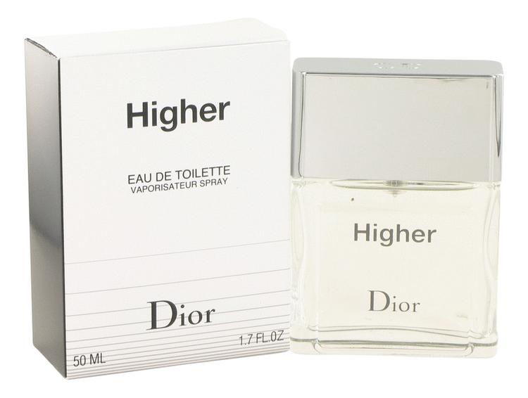 Купить Christian Dior Higher: туалетная вода 50мл