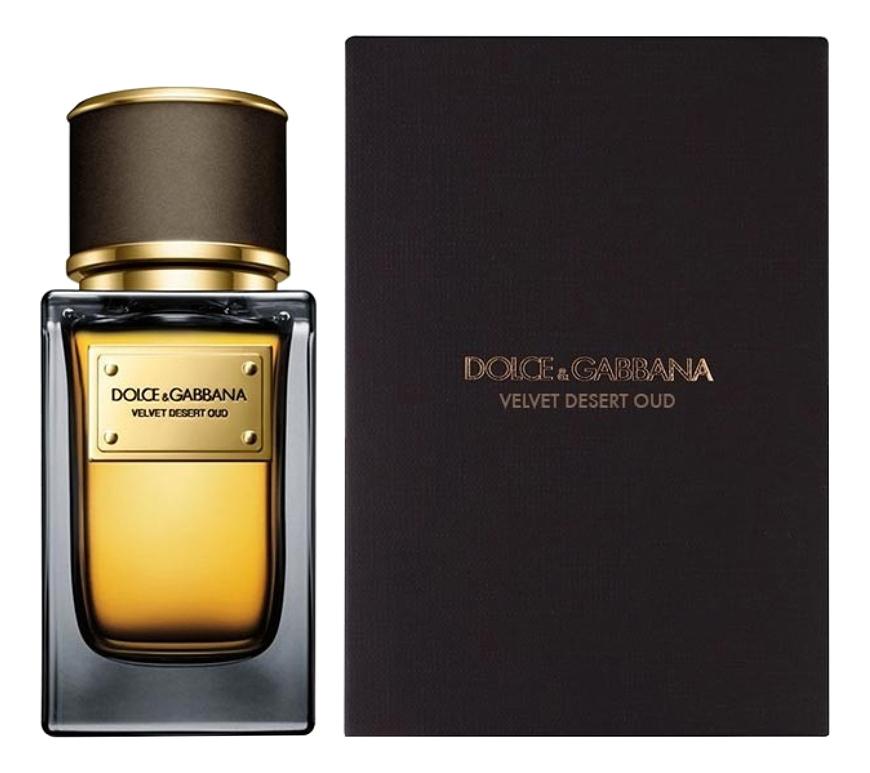 Dolce Gabbana (D&G) Velvet Desert Oud: парфюмерная вода 50мл dolce gabbana velvet mimosa bloom туалетные духи 150 мл