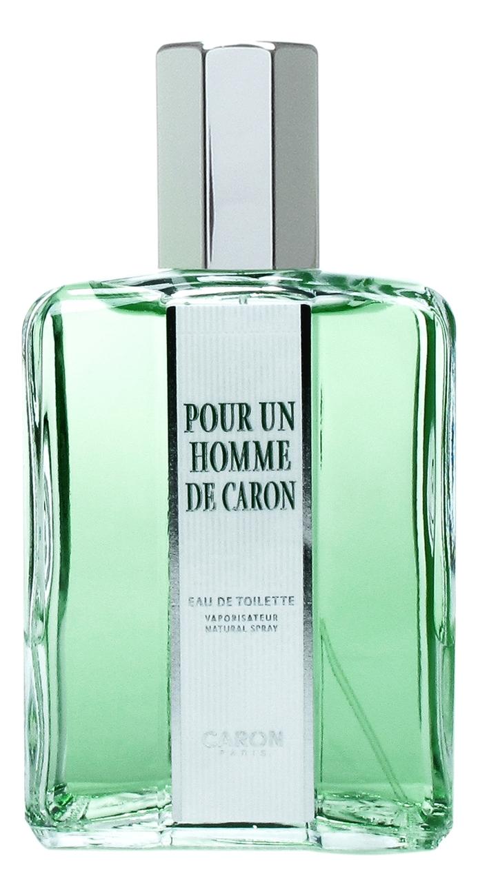 Pour Un Homme De Caron: лосьон после бритья 100мл недорого