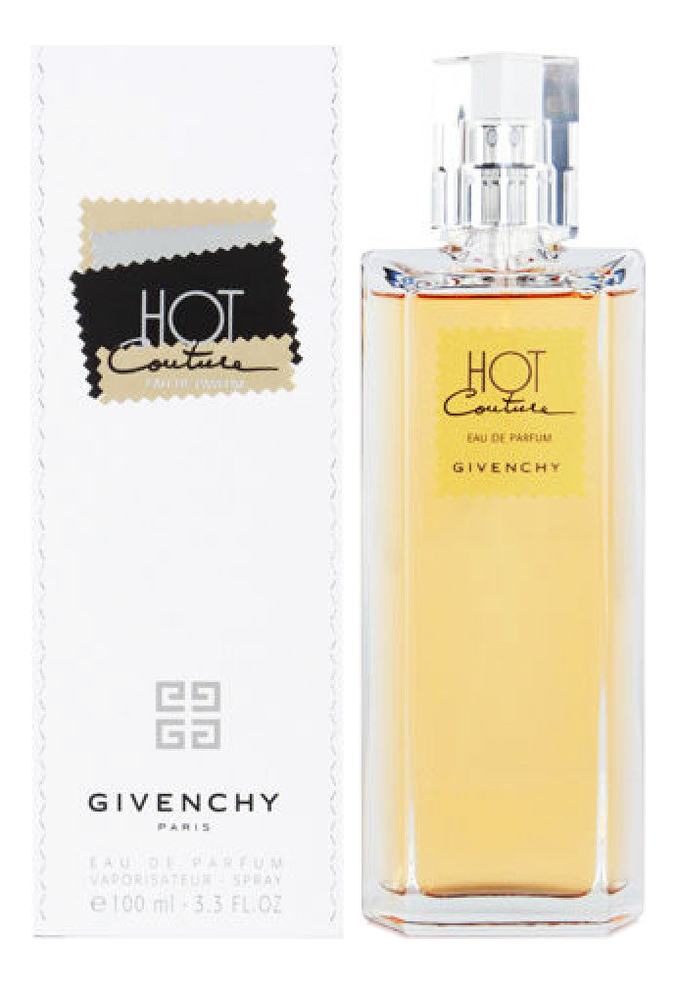 Фото - Givenchy Hot Couture: парфюмерная вода 100мл givenchy ambre tigre парфюмерная вода 100мл