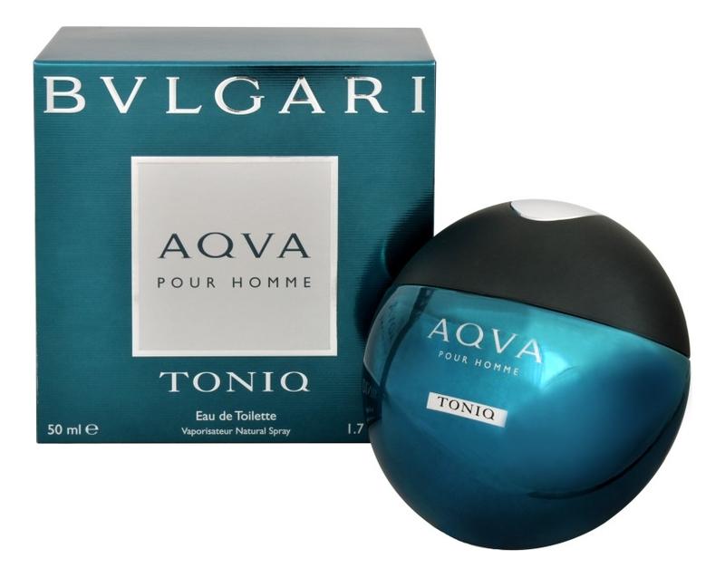 Aqva Pour Homme Toniq: туалетная вода 50мл недорого