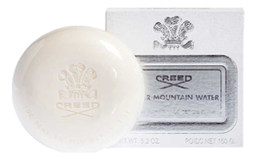 Creed Silver Mountain Water: мыло 150г