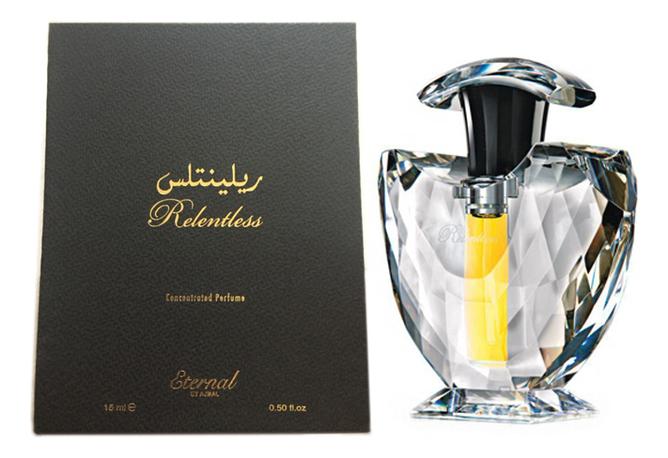 Ajmal Relentless: масляные духи 15мл ajmal ambre pimente туалетные духи 100 мл