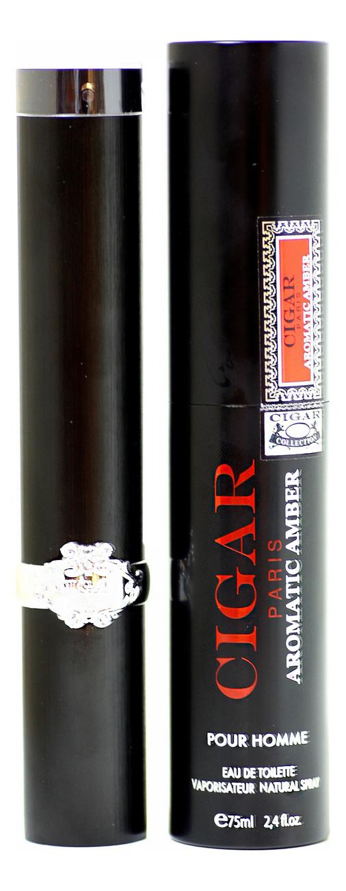 Remy Latour Cigar Aromatic Amber: туалетная вода 75мл фото