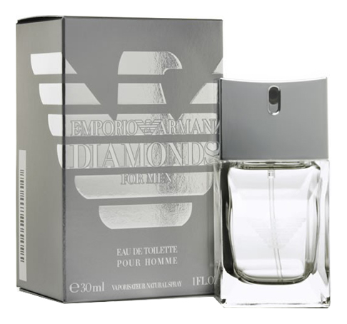 Фото - Emporio Diamonds pour homme: туалетная вода 30мл emporio diamonds rose туалетная вода 50мл тестер