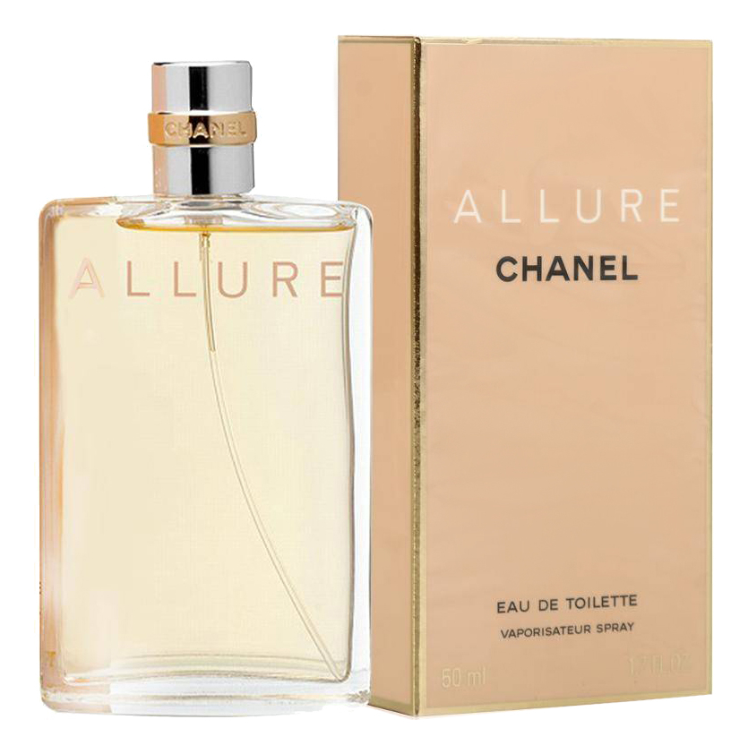 Chanel Allure: туалетная вода 50мл chanel allure духи 7 5мл