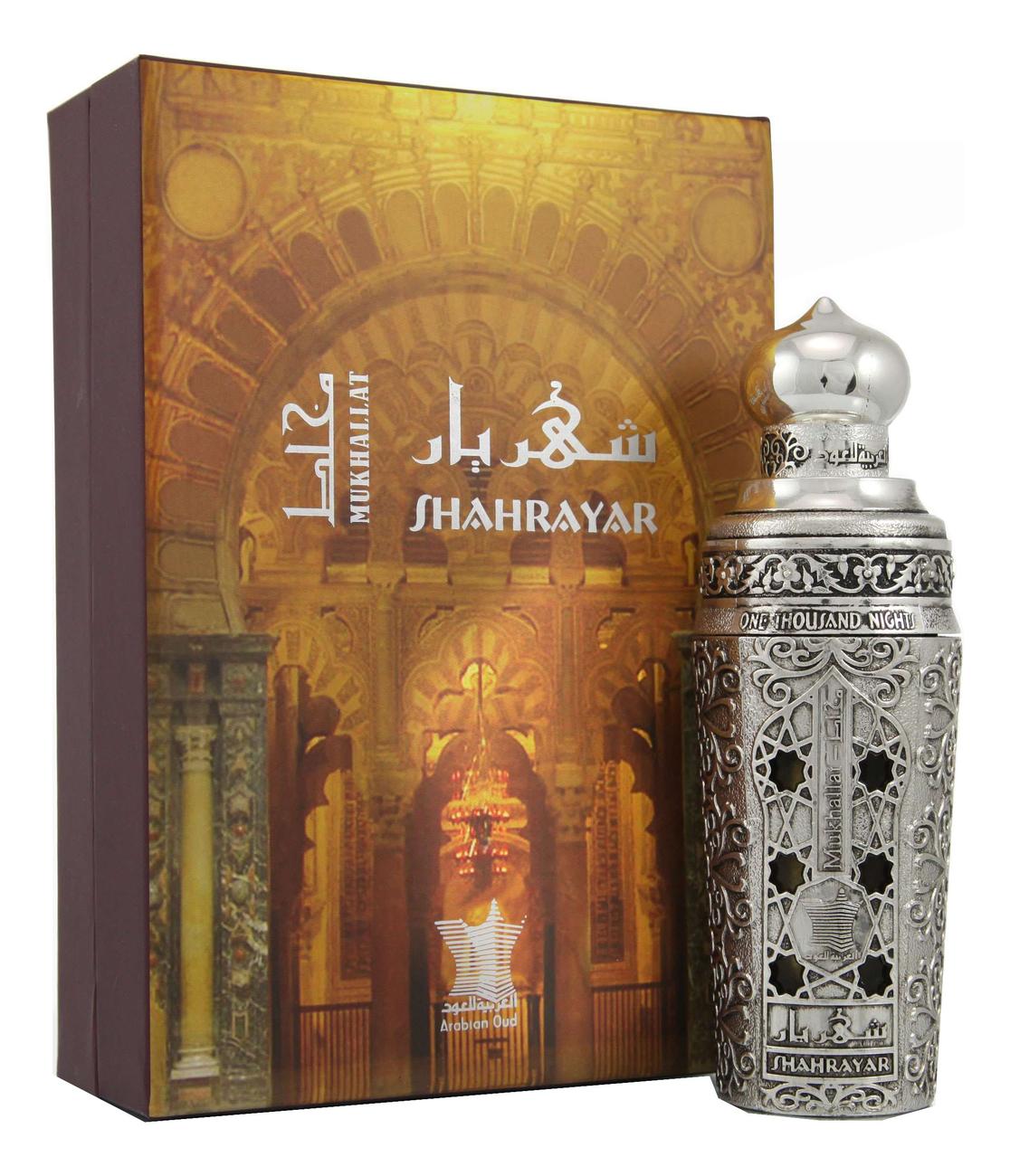 Arabian Oud Shahrayar Man : парфюмерная вода 100мл