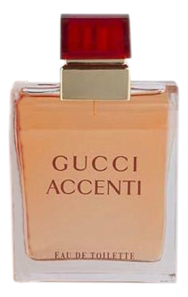 Gucci Accenti: туалетная вода 100мл тестер gucci l arte de gucci туалетная вода 100мл