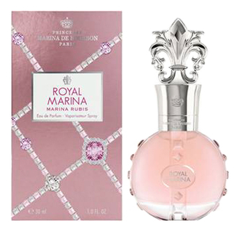 Marina de Bourbon Royal Marina Rubis: парфюмерная вода 30мл юбка marina sport x marina rinaldi marina sport x marina rinaldi pe025ewehhp9