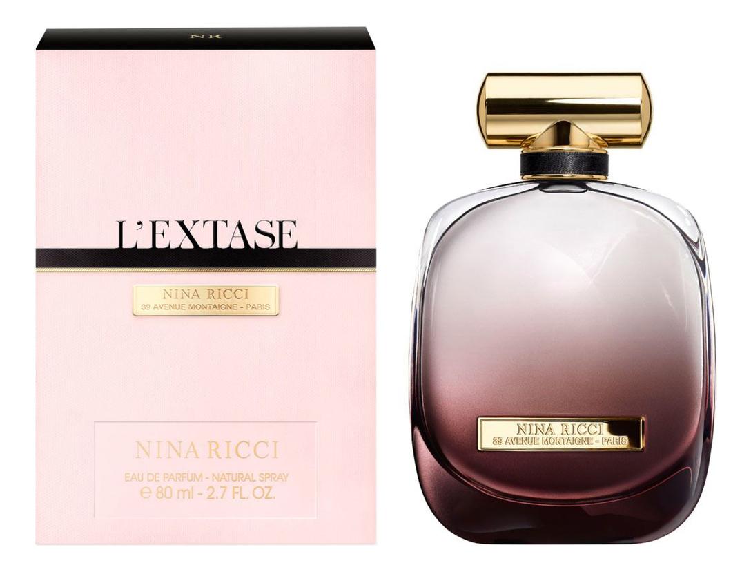 Nina Ricci L'Extase: парфюмерная вода 80мл nina ricci mademoiselle ricci парфюмерная вода 80мл тестер