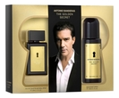 Antonio Banderas Golden Secret набор (т/вода 50мл + дезородант 150мл)