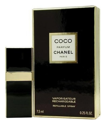 Chanel Coco: духи 7,5мл (спрей)