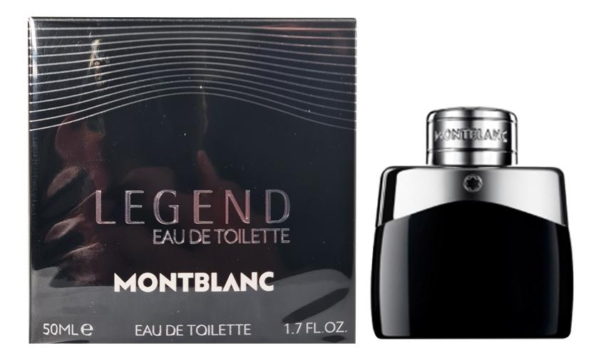 Mont Blanc Legend men: туалетная вода 50мл mont blanc legend men туалетная вода 50мл