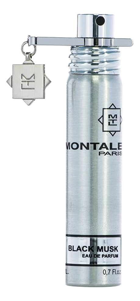 Купить Black Musk: парфюмерная вода 20мл, Montale