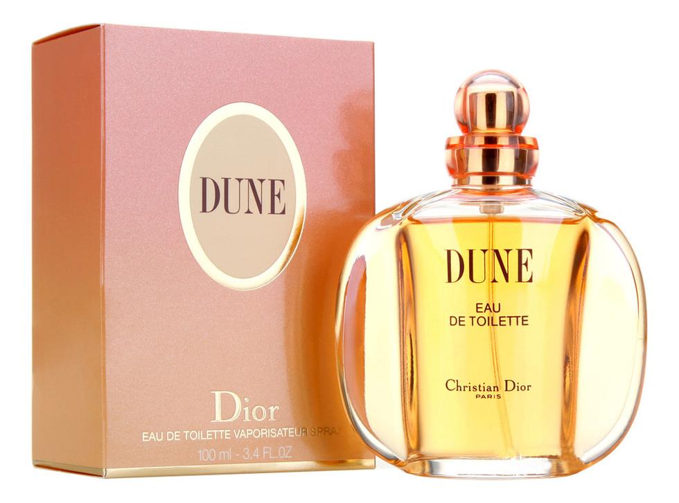Christian Dior Dune Women: туалетная вода 100мл сталекс лопатка маникюрная скругленный пушер топорик p7 10 05 л 05 55