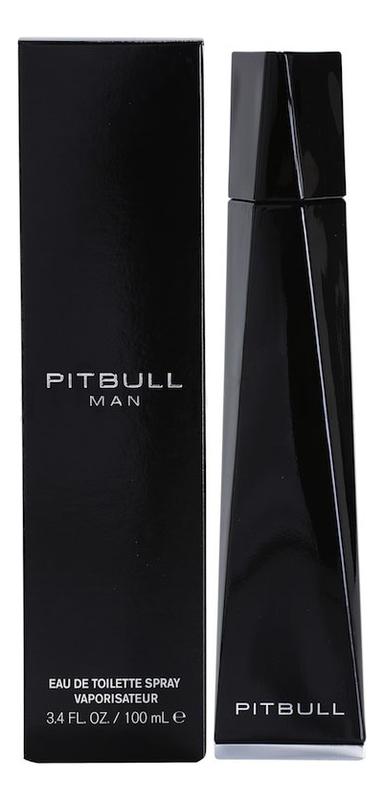 Pitbull Man: туалетная вода 100мл