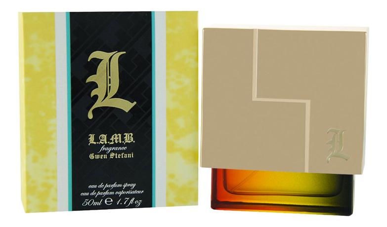 Gwen Stefani L.A.M.B.: парфюмерная вода 50мл