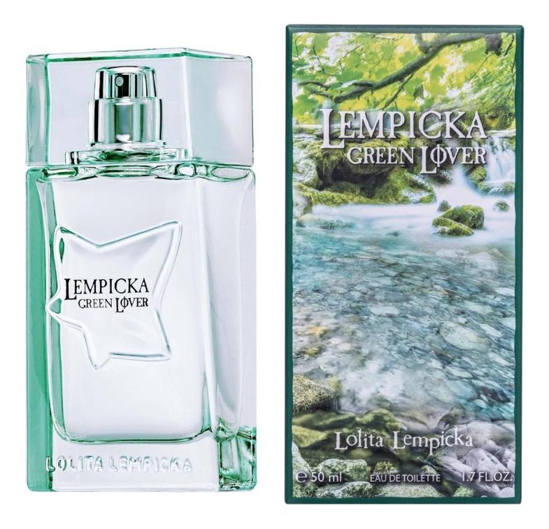 Купить Green Lover: туалетная вода 50мл, Lolita Lempicka