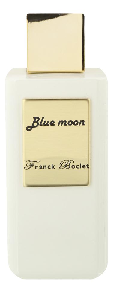 Franck Boclet Blue Moon: духи 100мл тестер franck boclet oud туалетные духи тестер 100 мл
