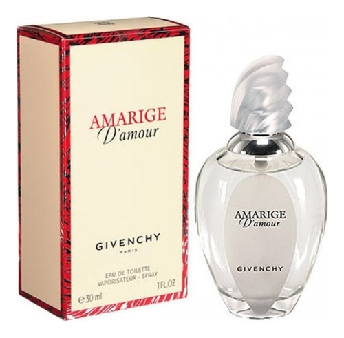 Givenchy Amarige D'Amour: туалетная вода 30мл givenchy amarige духи 7мл