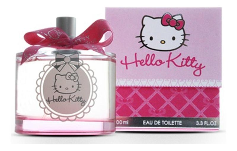 Купить Hello Kitty: туалетная вода 100мл, Koto Parfums
