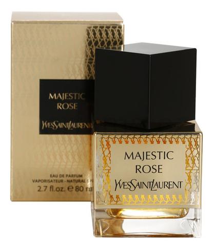 YSL Majestic Rose: парфюмерная вода 80мл yves saint laurent majestic rose
