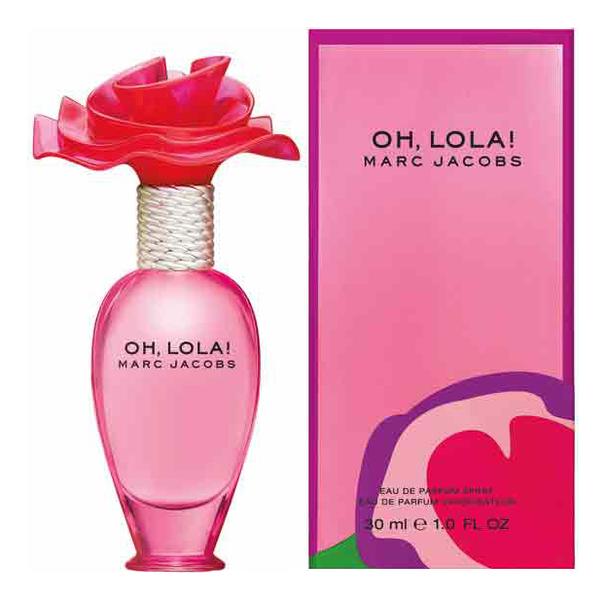 Купить Marc Jacobs Oh Lola!: парфюмерная вода 30мл