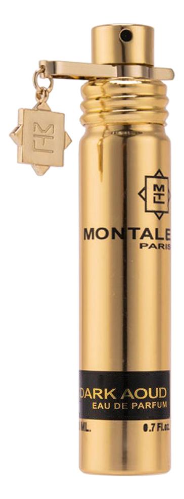 Montale Dark Aoud: парфюмерная вода 20мл montale aoud amber rose